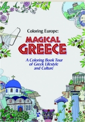 MAGICAL GREECE: Coloring Europe
