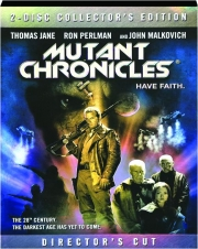 MUTANT CHRONICLES: 2-Disc Collector's Edition