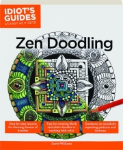ZEN DOODLING: Idiot's Guides as Easy as It Gets!