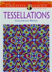 TESSELLATIONS COLORING BOOK