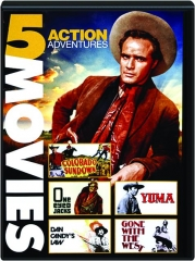ACTION ADVENTURES: 5 Movies