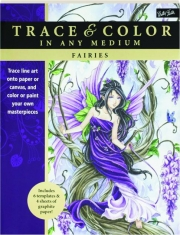 FAIRIES: Trace & Color in Any Medium