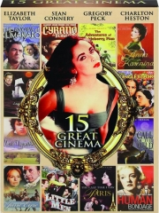 15 GREAT CINEMA