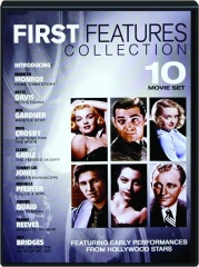 FIRST FEATURES COLLECTION: 10 Movie Set