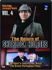 THE RETURN OF SHERLOCK HOLMES, VOL. 4