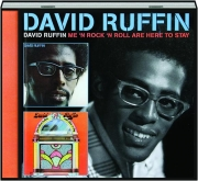 DAVID RUFFIN: Me 'n Rock 'n Roll Are Here to Stay