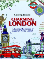CHARMING LONDON: Coloring Europe