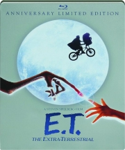 E.T. THE EXTRA-TERRESTRIAL: Anniversary Limited Edition