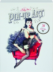 MALY SIRI'S PIN-UP ART: 30 Deluxe Postcards