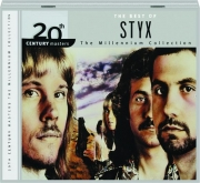 THE BEST OF STYX: 20th Century Masters