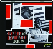 SONNY TERRY AND BROWNIE MCGHEE: London, 1958
