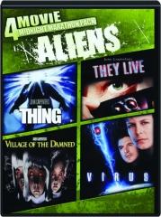 ALIENS: 4 Movie Midnight Marathon Pack