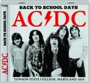 AC / DC: Back to School Days