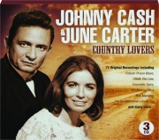 JOHNNY CASH & JUNE CARTER: Country Lovers