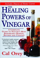 THE HEALING POWERS OF VINEGAR, REVISED