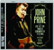 JOHN PRINE: Live at the Singer-Songwriter Festival