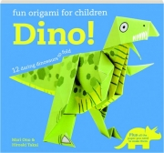 DINO! Fun Origami for Children