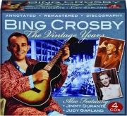 BING CROSBY: The Vintage Years