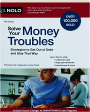 SOLVE YOUR MONEY TROUBLES, 16TH EDITION