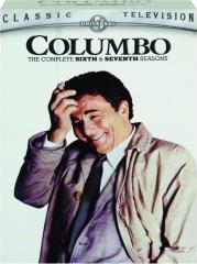 COLUMBO: The Complete Sixth & Seventh Seasons