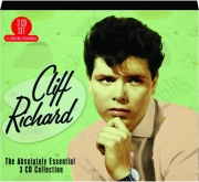 CLIFF RICHARD: The Absolutely Essential 3 CD Collection