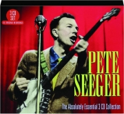 PETE SEEGER: The Absolutely Essential 3 CD Collection