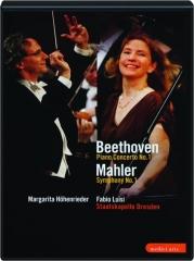 BEETHOVEN: Piano Concerto No. 1 / MAHLER: Symphony No. 1