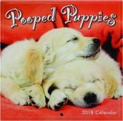 2018 POOPED PUPPIES CALENDAR