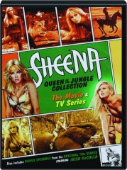 SHEENA: Queen of the Jungle Collection