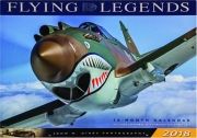 2018 FLYING LEGENDS 16-MONTH CALENDAR