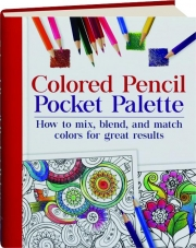 COLORED PENCIL POCKET PALETTE