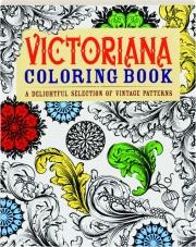 VICTORIANA COLORING BOOK