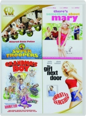 SUPER TROOPERS / THERE'S SOMETHING ABOUT MARY / GRANDMA'S BOY / THE GIRL NEXT DOOR
