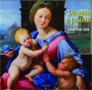 2018 PRAYERS & PSALMS CALENDAR