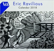 2018 ERIC RAVILIOUS CALENDAR