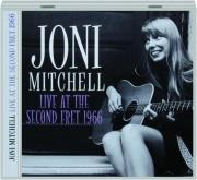 JONI MITCHELL: Live at the Second Fret 1966