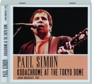PAUL SIMON: Kodachrome at the Tokyo Dome