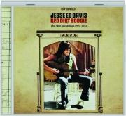 JESSE ED DAVIS: Red Dirt Boogie