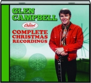 GLEN CAMPBELL: Complete Capitol Christmas Recordings
