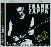FRANK ZAPPA: Puttin' on the Ritz