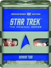 STAR TREK--THE ORIGINAL SERIES: Season Two