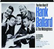 THE VERY BEST OF HANK BALLARD & THE MIDNIGHTERS