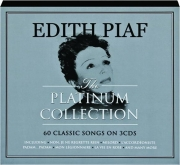 EDITH PIAF: The Platinum Collection