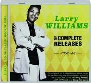 LARRY WILLIAMS: The Complete Releases 1957-61