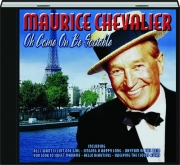 MAURICE CHEVALIER: Oh Come On Be Sociable