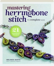 MASTERING HERRINGBONE STITCH: The Complete Guide