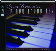 GREAT ROMANTIC PIANO FAVORITES