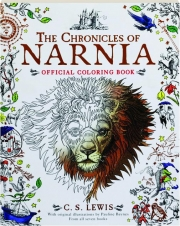<I>THE CHRONICLES OF NARNIA</I> OFFICIAL COLORING BOOK
