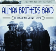 ALLMAN BROTHERS BAND: The Broadcast Archive