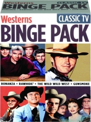 CLASSIC TV WESTERNS BINGE PACK